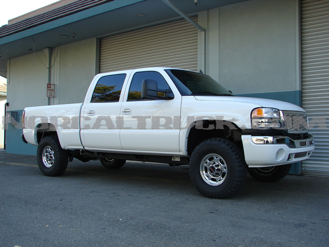 Cognito Leveling Kit Gmc Autos Post