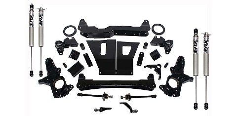 "7"" - 9"" Lift Packages"