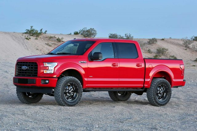 Ford F-150 15-19