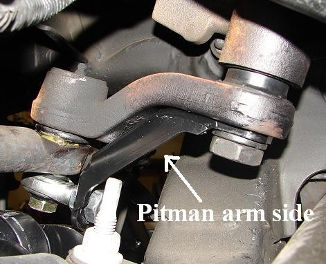 Cognito Motorsports Pitman Amp Idler Support Kit For 2001
