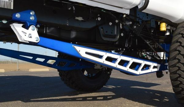 McGAUGHYS Billet Face Plates for Traction Bars (Gloss ...