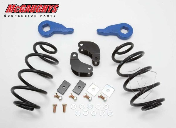 "McGAUGHYS- 2""/3"" Economy Kit for 2001-2006 GM SUV Escalade, Denali, ESV, EXT., Suburban, XL (2WD/4WD)"