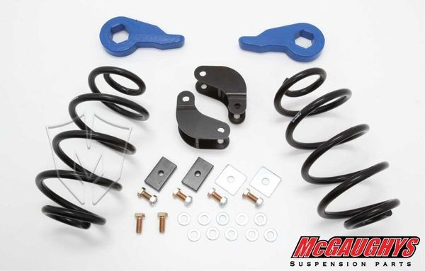 "McGAUGHYS- 2""/3"" Economy Kit for 2001-2006 GM SUV Avalanche (2WD/4WD)"