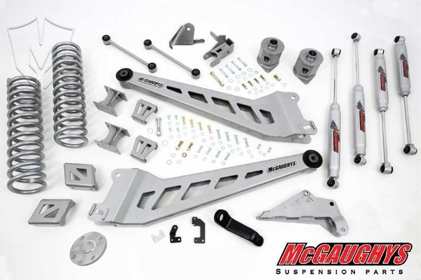 "McGAUGHYS- 6"" Premium Lift Kit for 2014-2018 Dodge Ram 2500 (4WD)"