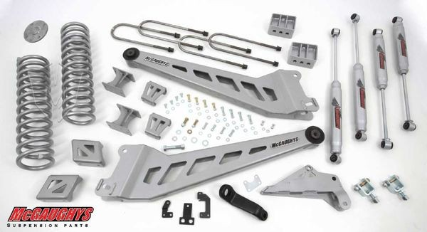 "McGAUGHYS- 6"" Premium Lift Kit for 2013-2018 Dodge Ram 3500 (4WD)"