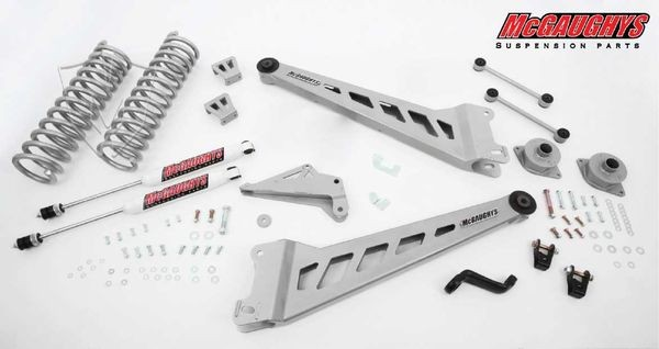 "McGaughy's- 4"" Premium Lift Kit for 2014-2018 Dodge Ram 2500 (4WD)"