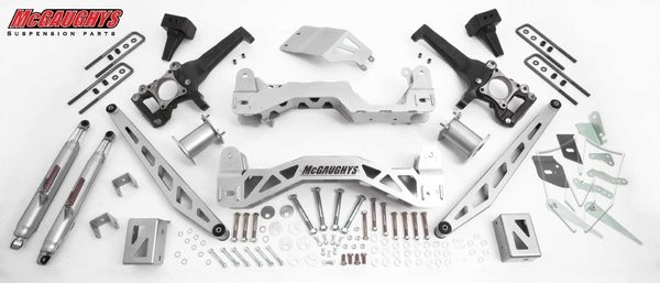 "McGAUGHYS 2009-2014 Ford F-150 (2WD)- 6.5"" Premium Lift Kit"