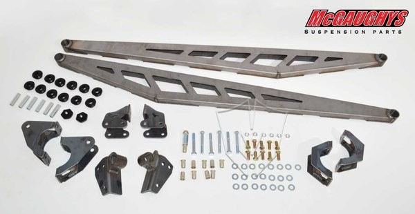 McGAUGHYS 2005-2015 Ford F-350 (4WD)- Traction Bar Kit