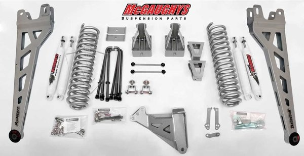 "McGAUGHYS  2008-2010 Ford F-250 (4WD)- 6"" Lift Kit Phase 2"