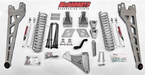 "McGAUGHYS 2011-2016 Ford F-250 (4WD)- 6"" Lift Kit Phase 2"