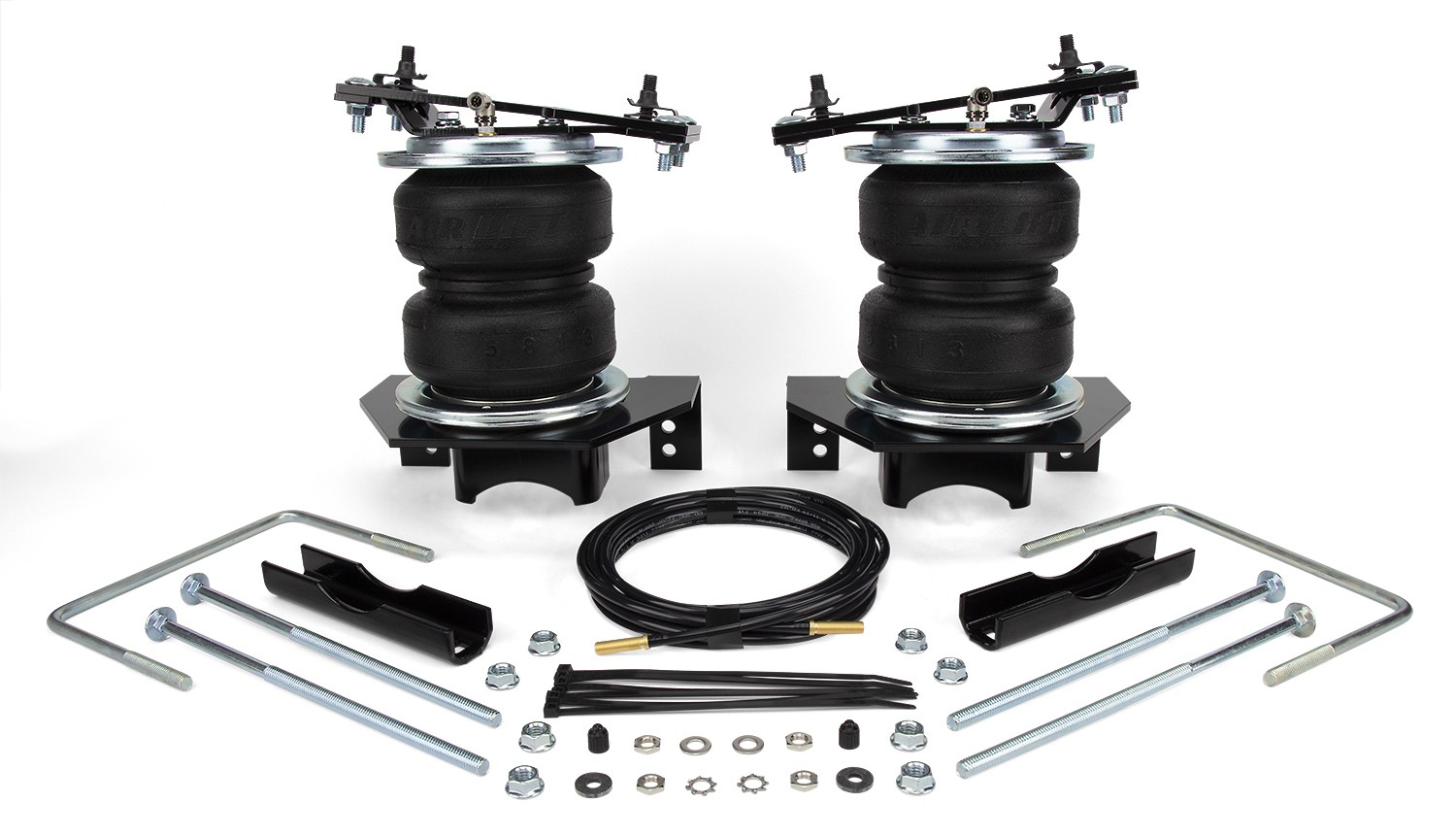 LoadLifter 5000 Ultimate air spring kit w/internal jounce bumper