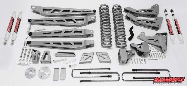 "McGAUGHYS 2011-2016 Ford F-350 (4WD)- 6"" Lift Kit Phase 3"