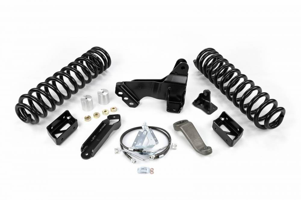 """Cognito 4"""" Standard Lift Package for 2017-2020 Ford F350 4WD Trucks"""