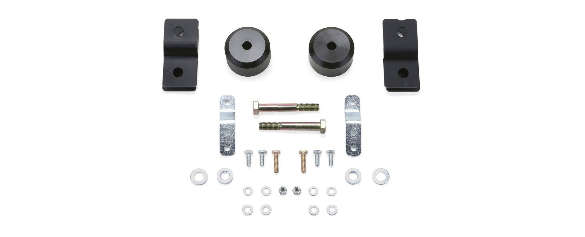 "FABTECH -2"" Leveling System - 2017 FORD F250/F350 4WD"