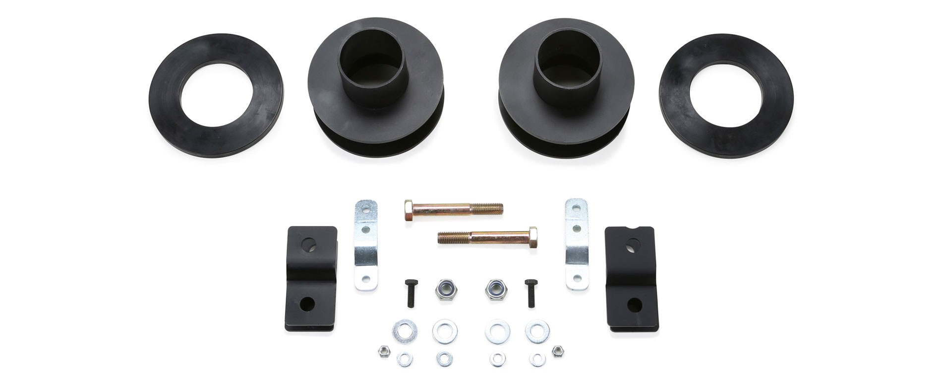 "FABTECH - 2005-10   2.5"" Leveling System -Ford F250/F350 4WD"