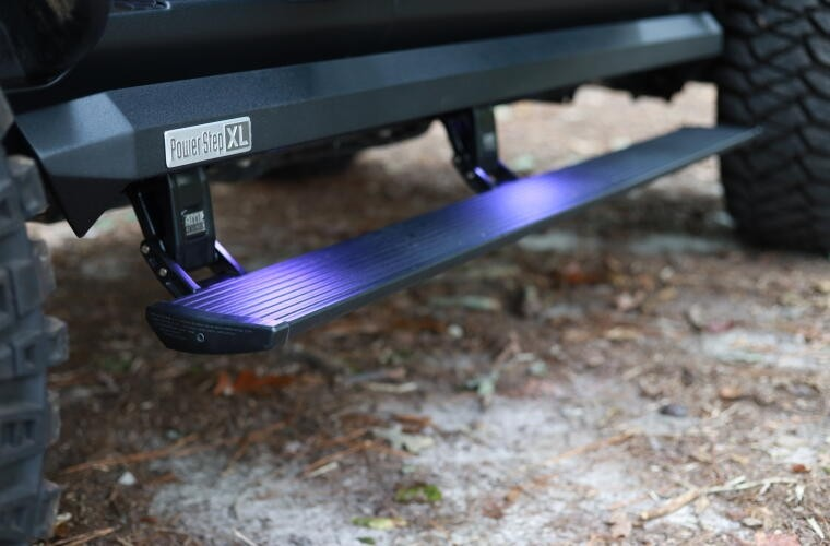AMP Research  PowerStep XL Running Board