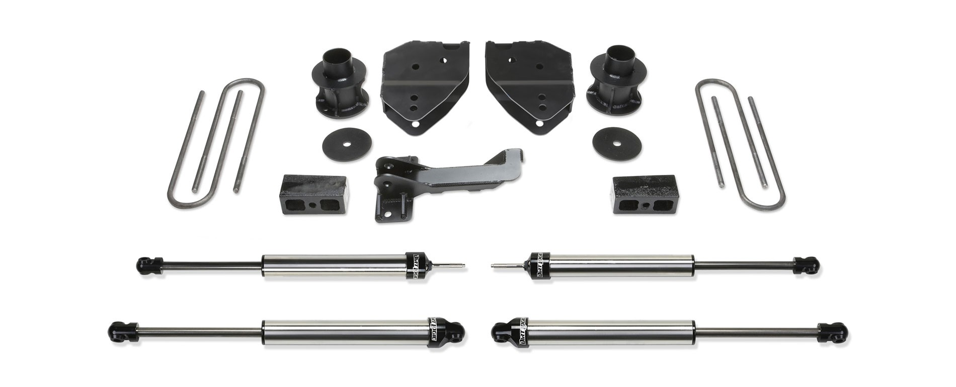 "FABTECH- 4"" Budget System -2017 Ford F250/F350 4WD"