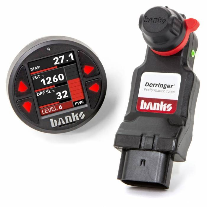 Derringer Tuner with iDash® SuperGauge