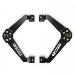 2001-10 Cognito Motorsports Boxed Upper Control Arm Kit