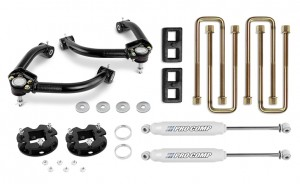 "Cognito 3"" Standard Leveling Lift Kit"