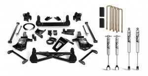 "Cognito 7"" Cognito Standard Lift Package 2011-2019 2500HD/3500HD"