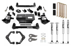 """Cognito 6"""" Standard Lift Kit with Fox PS 2.0 IFP"""