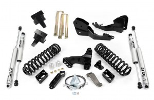 "Cognito 5"" Standard Lift Kit With Fox PS 2.0 IFP Shocks"