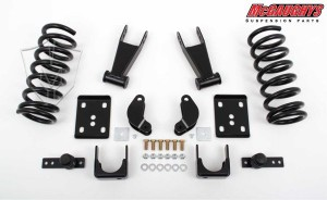 "McGAUGHYS- 2""/4.5"" Economy Kit for 2002-2005 Dodge Ram 1500 (2WD, SRT)"