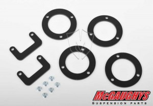 McGAUGHYS 2007-2013 GM Truck 1500 / SUV 1500 (2WD/4WD) - Front Leveling Kit
