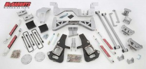 "McGAUGHYS 2002-2010 GM 3500 (4WD, Diesel) - 7"" Premium Lift Kit"