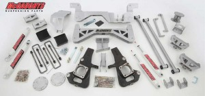 "McGAUGHYS 2002-2010 GM 2500 (4WD, Gas Motor)- 7"" Premium Lift Kit"