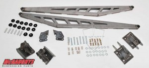 McGAUGHYS 2011-2019 GM Truck 2500/3500 (2WD/4WD) - Traction Bar Kit