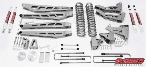 "McGAUGHYS 2008-2010 Ford F-350 (4WD) - 6"" Lift Kit Phase 3"