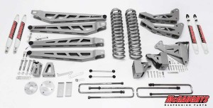 "McGAUGHYS 2008-2010 Ford F-350 (4WD) - 8"" Lift Kit Phase 3"