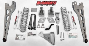 "McGAUGHYS 2011-2016 Ford F-350 (4WD)- 8"" Lift Kit Phase 2"