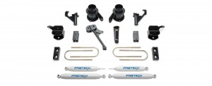 "FABTECH- 2013-17 - 5"" Basic System w/ Coil Spacers & Performance Shocks -  Ram 3500 4WD"