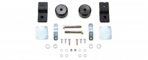 "FABTECH-  2008-13  2"" Leveling System - Ford F450/F550 4WD"