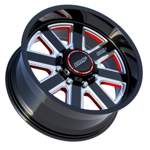 BMF Hustle - Red 20x10