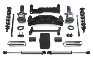 FABTECH 2004-08 FORD F150 4WD-6″ PERFORMANCE SYSTEM W/ FRONT DIRT LOGIC 2.5 COILOVERS & REAR DIRT LOGIC SHOCKS