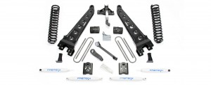 "FABTECH  2005-07   6"" Radius Arm System -Ford F250 4WD w/o Factory Overload"