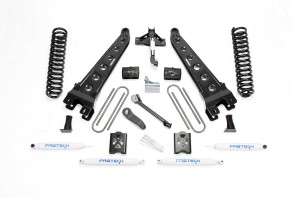 FABTECH 2005-07 FORD F350 4WD- 6″ RADIUS ARM SYSTEM W/SELECTED SHOCKS