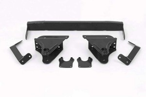 FABTECH 2000-05 FORD EXCURSION 4WD- 3.5″ FRONT SPRING HANGER SYSTEM W/ PERFORMANCE SHOCKS