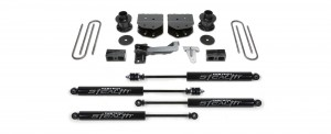"2005-07  Fabtech 4"" Budget System- Ford F250/F350 4WD"