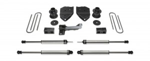 """FABTECH- 4"""" Budget System -2017 Ford F250/F350 4WD"""