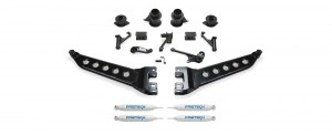 "FABTECH- 2014-17 Ram 2500 4WD-  5"" Radius Arm System w/Coil Spacers"