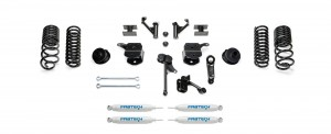 """FABTECH  2014-17 Ram 2500 4WD- 5"""" System w/Coil Springs"""