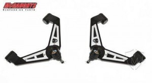 McGaughys Upper Control Arms for 2014-2018 GM Truck 1500 w/STAMPED STEEL or ALUMINUM ARMS